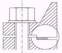 Příruba nákružek/výkružek