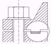 Příruba pero/drážka